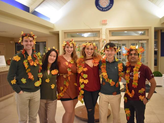 2018 Koch Institute retreat (dressed as a *Forest*)